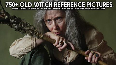 750+ Old Witch Reference Pictures for Artists