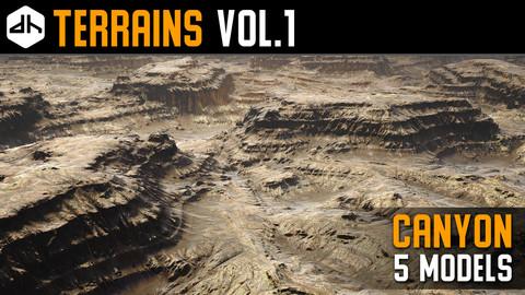 Terrains Vol.1