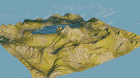 The Mountain 3D