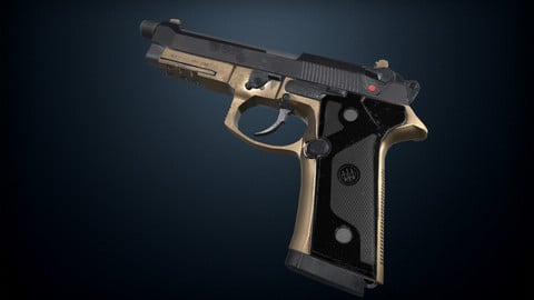 The Pistol Beretta M9