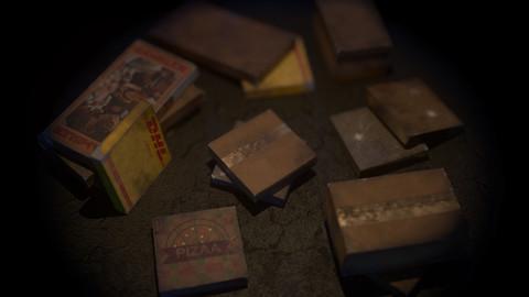 8 Carton Boxes