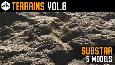 Terrains Vol.8