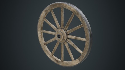 Wagon Wheel 1B