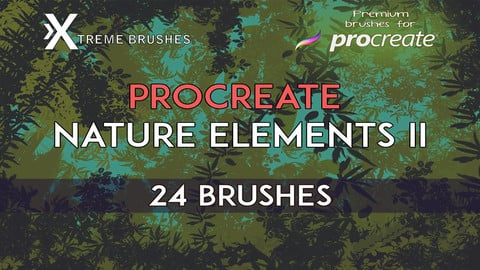 Procreate Nature Elements 2