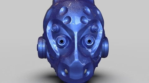 Tactical Sci Fi Helmet