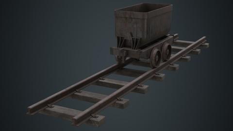 Mining Cart 1B