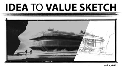 Idea to Value Sketch