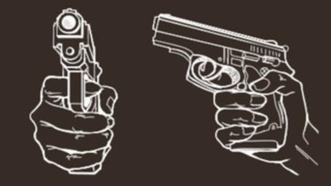 Hand with Gun Cheat Brushes Pack