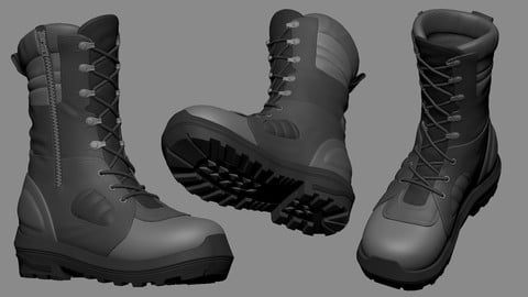 Boot Military 2