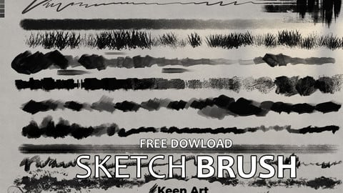 Brush in Photoshop Painting ( Free )