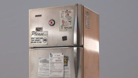 80's Refrigerator