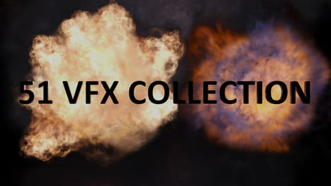 51 VFX Collection Vol.1