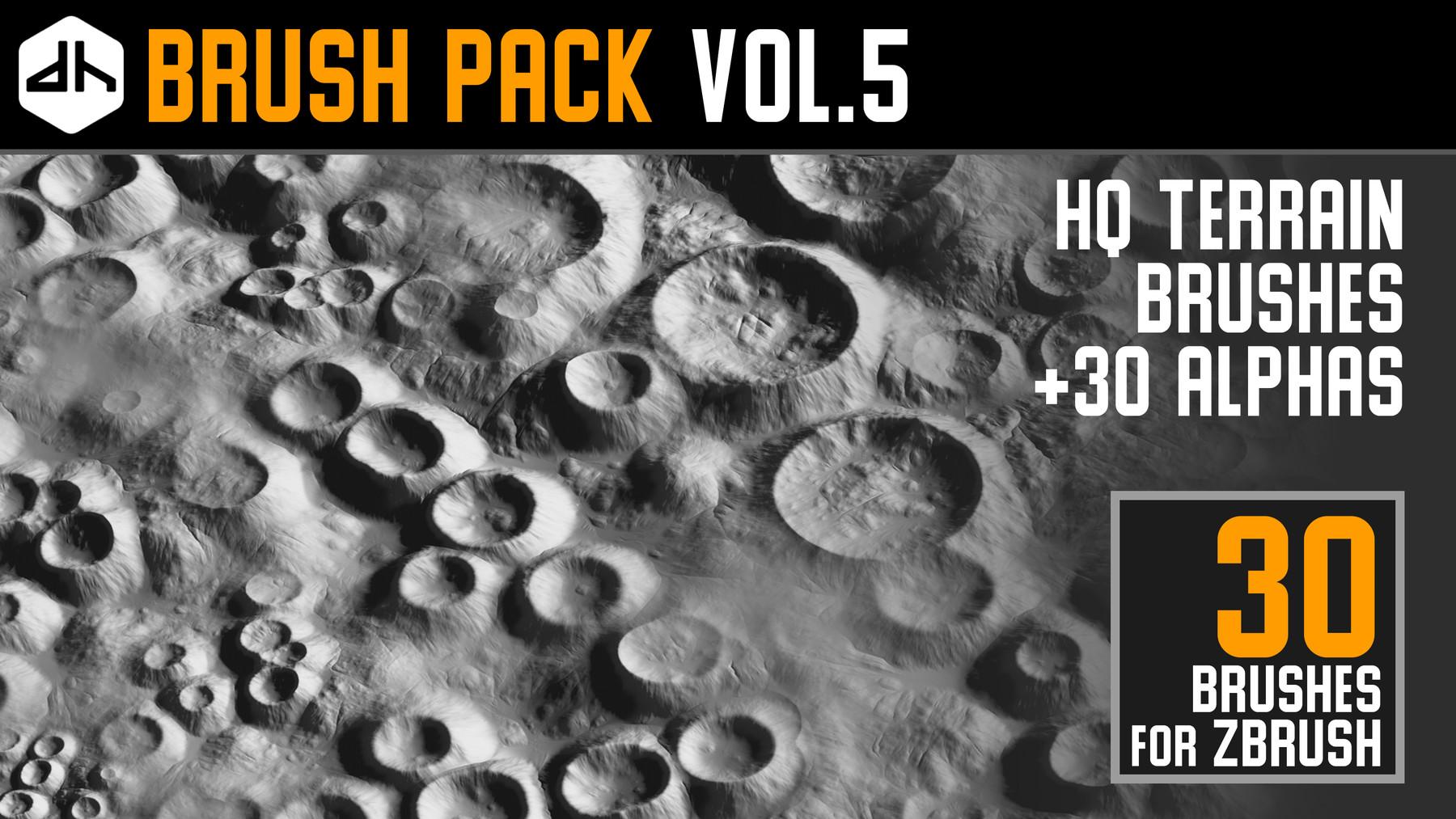 Andrew Averkin - Brushes Mega Pack Vol.1