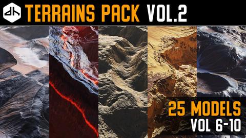Terrains Pack Vol.2