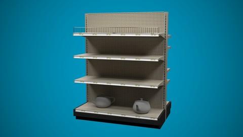 Store Shelf A