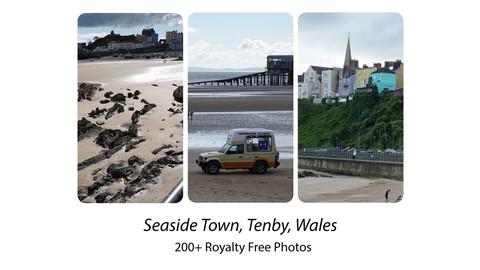Seaside Town Tenby
