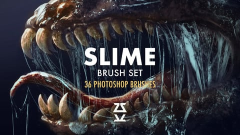 Slime Brush Set