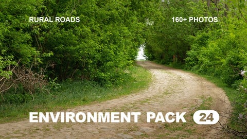 Env Pack 24 / Rural roads / Reference pack