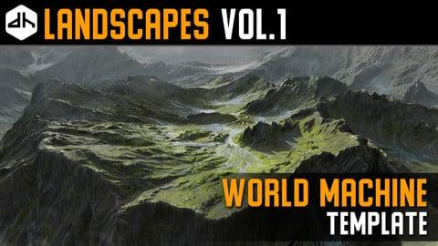 Landscapes Vol.1