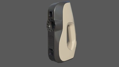 3d scanner low poly