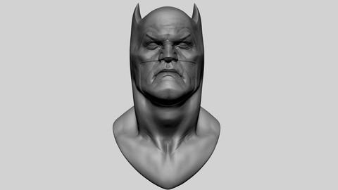 Batman Bust 02