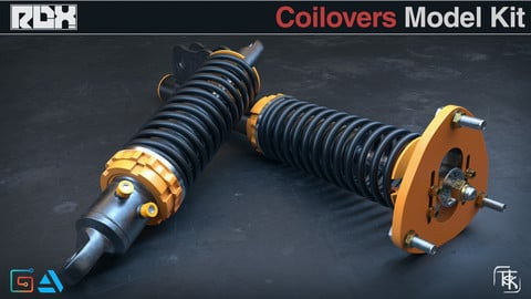 Coilovers/Shock Absorbers Kit