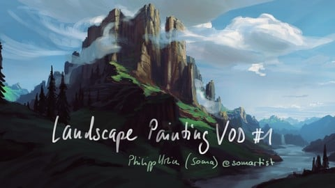 Landscape Painting VOD #1