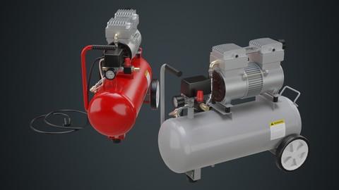 Air Compressor 3A