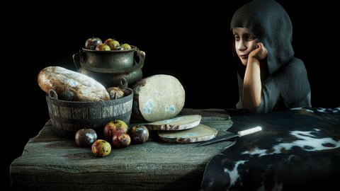 Daily Lives - Medieval Household