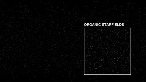 100 Organic Starfields Pack