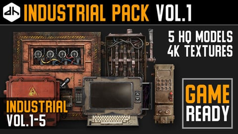 Industrial Pack Vol.1