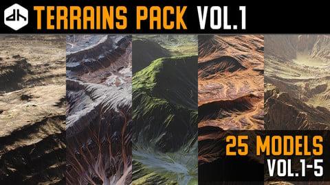 Terrains Pack Vol.1