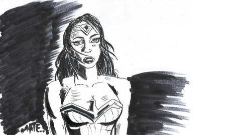 WW Portrait Ink