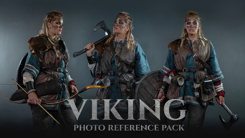 Viking Photo Reference Pack