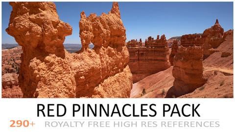 RED PINNACLES PACK