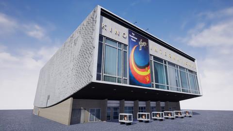 Cinema Kino International in Berlin
