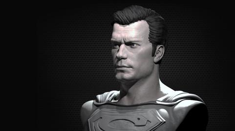 The Superman 3d