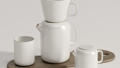Sekki Coffee Set by Ferm Living