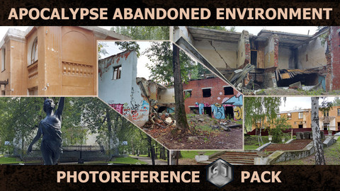 Apocalypse Abandoned Environment