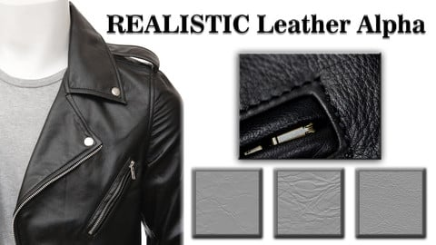 Leather Alpha