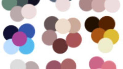 Color Palette 30 for Clip Studio Paint and Ex