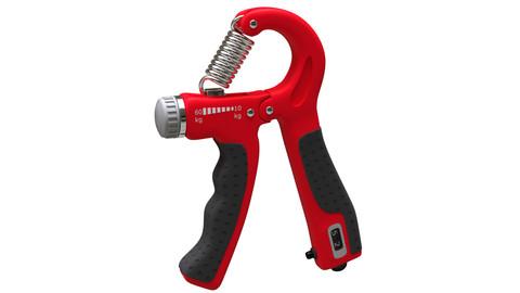 3D Hand gripper