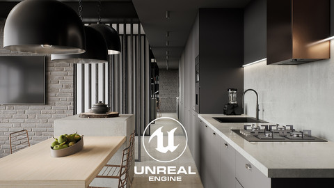 Project 'Oceanside' | Full Unreal Engine 4 Archviz Project