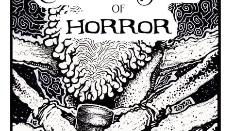 JDC's Coloring Book of Horror
