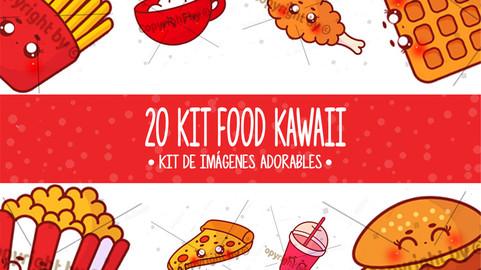 20 Kawaii Christmas Images In High Quality / 20 Imágenes Navideños Kawaii En Alta Calidad