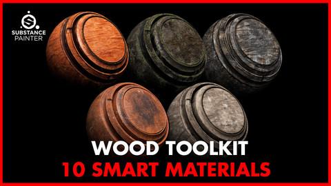 Wood Tool Kit