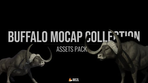 Buffalo Mocap Collection