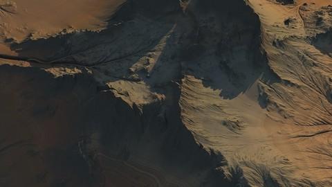 Desert landscape pack | 8\4k