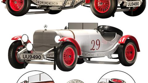 Mercedes_sskl_1929