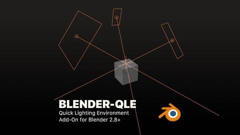 Blender QLE (Quick Lighting Environment)